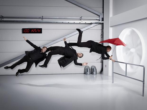 Сказка про зонт, аэродинамическую трубу и силу духа.. Изображение № 4.