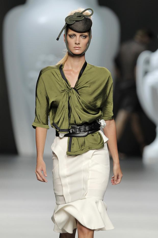 Madrid Fashion Week SS 2013: ANA LOCKING . Изображение № 17.