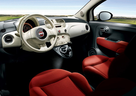 ОбИконе Италии — Fiat 500. Изображение № 7.