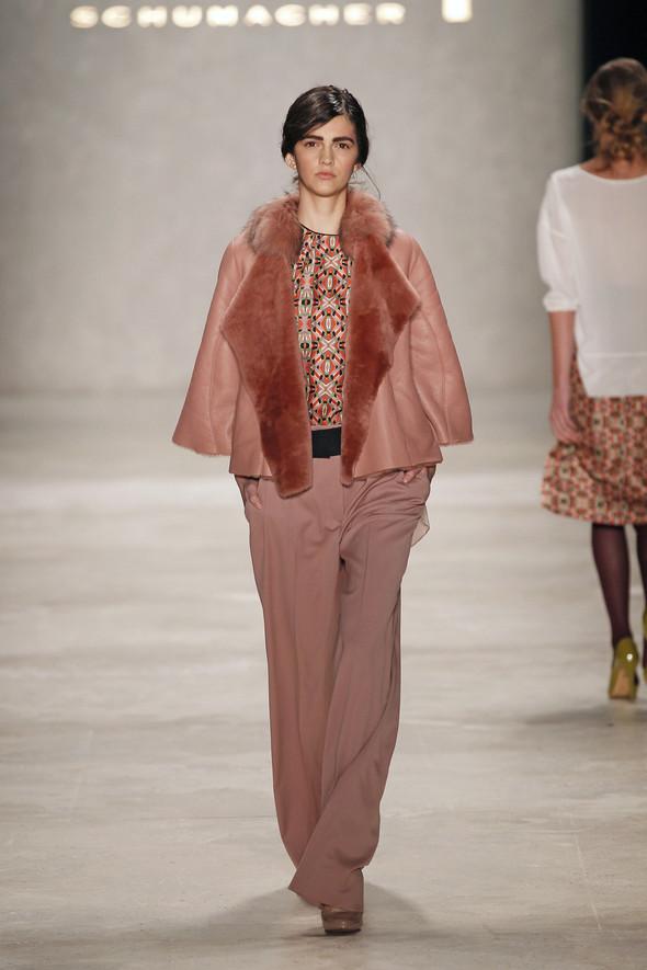Berlin Fashion Week A/W 2012: Schumacher. Изображение № 4.