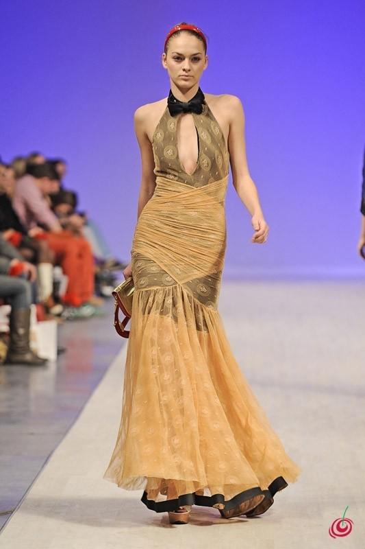 Ukrainian Fashion Week 2011: Елена Даць, Анна Бублик. Изображение № 7.