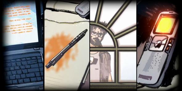 Режиссер Эдгар Райт запустил интерактивный веб-комикс. Изображение № 9.