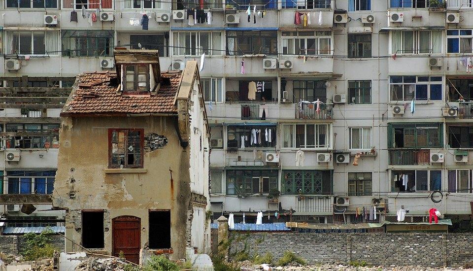 Галерея: где живут самые упрямые люди Китая. Изображение №6.
