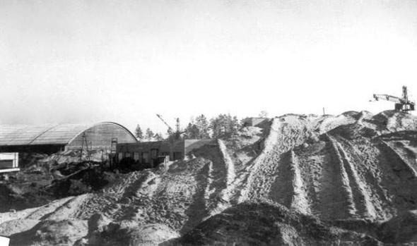 Заброшенный советский большой адронный коллайдер. Изображение № 1.