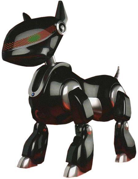AiBo – новая порода собак. Изображение № 1.