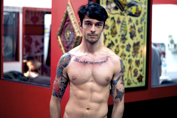 True Love Tattoo. Изображение № 74.