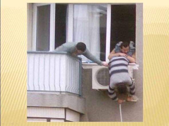 «Safety atwork». Опасность труда. Изображение № 16.