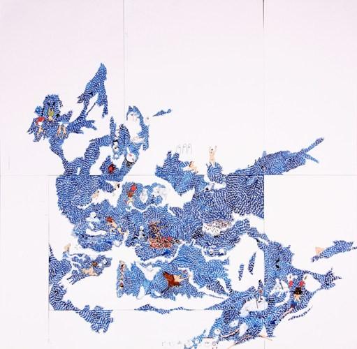 Визуальные лабиринты Camille Rosa. Изображение № 5.