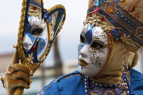 Венецианский карнавал масок. Изображение № 2.