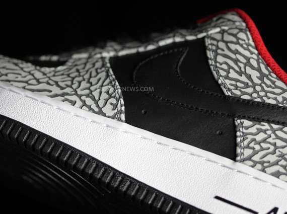 Nike Air Force 1 iD Elephant Print – Sneaker News Editions. Изображение № 30.