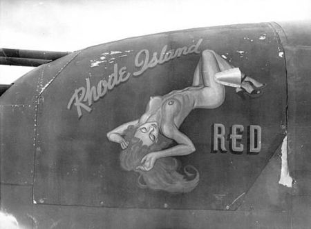 World WarIIАэрография насамолетах. Изображение № 11.