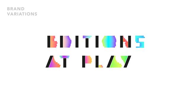 Книжный проект Google иVisual Editions получил динамичный логотип. Изображение № 5.
