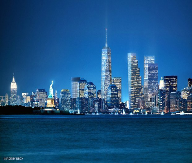 Представлен проект третьей повысоте башни Манхэттена. Изображение № 6.