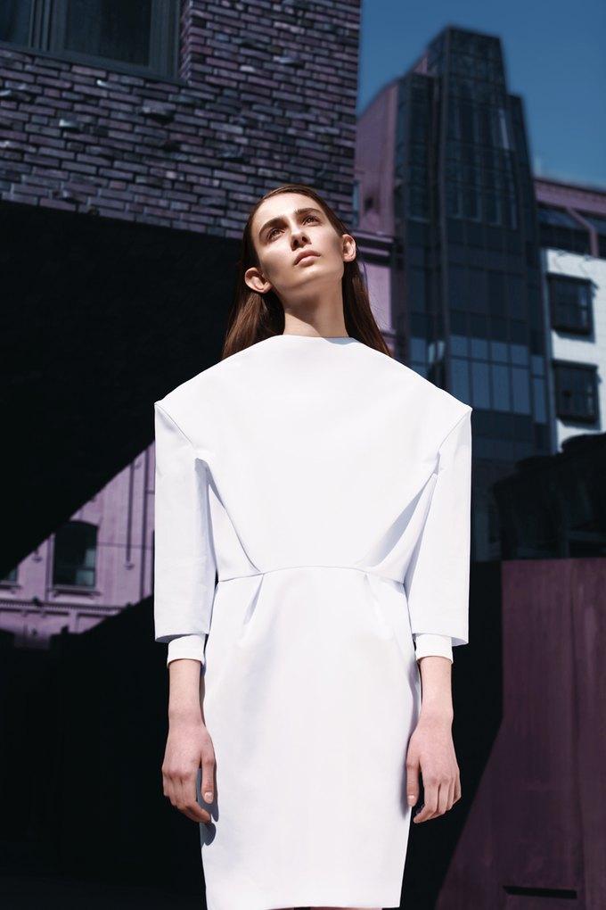 Показана новая коллекция молодого дизайнера Ольги Шурыгиной. Изображение № 7.