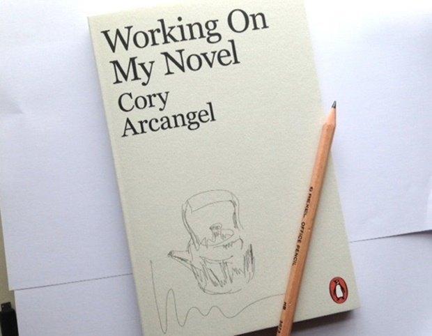 Цифровой художник «написал» роман из твитов о работе над книгой . Изображение № 3.