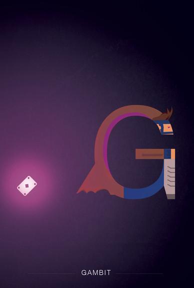 Гельветика и супергерои: Как сделать новый алфавит. Изображение № 13.