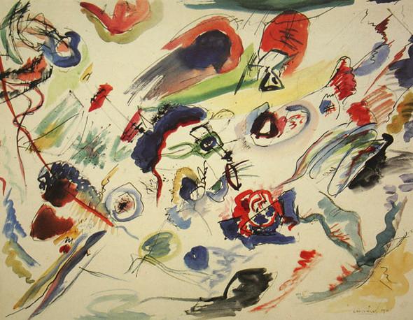 Коллекция работ В.В. Кандинского. Изображение № 17.