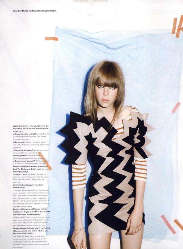 Новые съемки: i-D, Vogue, The Gentlewoman и другие. Изображение № 39.
