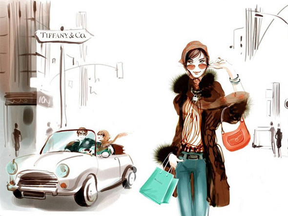 """""""В каждой девушке есть что-то французское."""". Изображение № 13."""