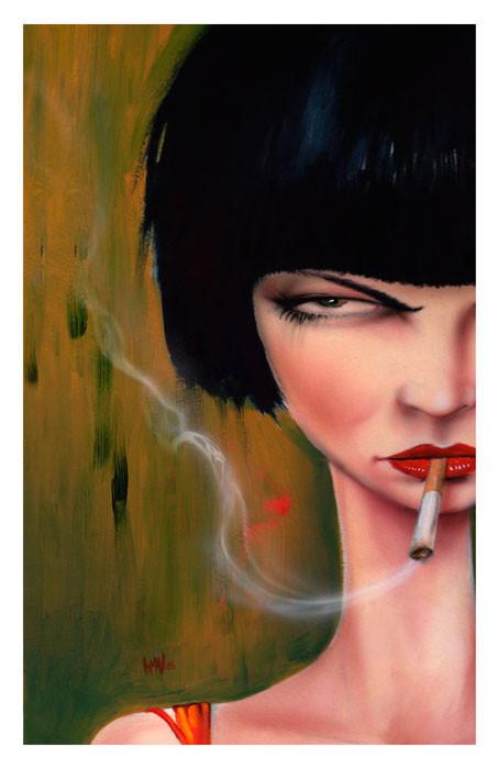 Brian M. Viveros - Американский художник. Изображение № 12.