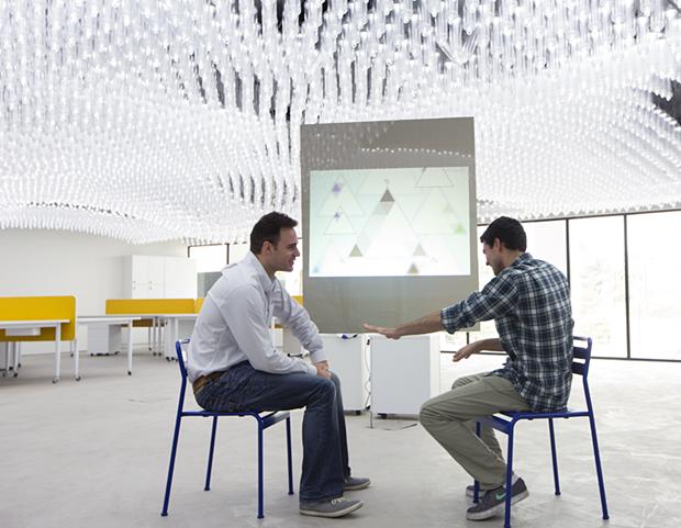 Архитектор разработал освещение для пространства без теней. Изображение № 3.