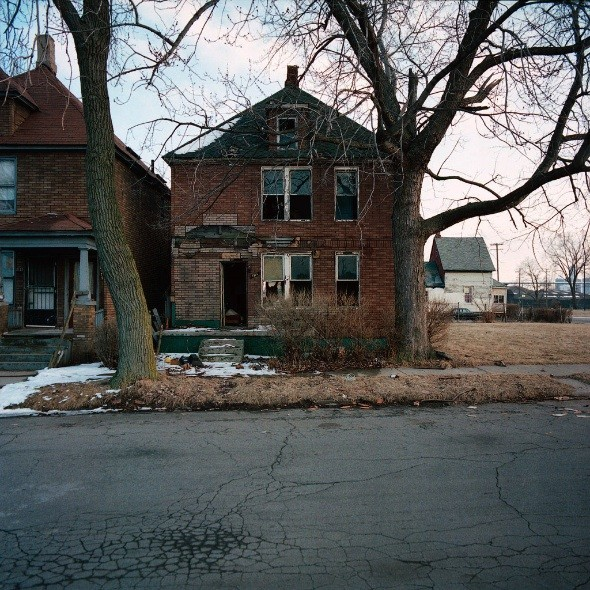 100 заброшенных домов. Изображение № 7.
