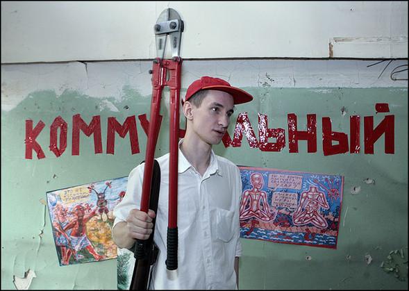 2010-05-15. Москва. Дом Наркомфина. Выставка со взломом. Изображение № 18.