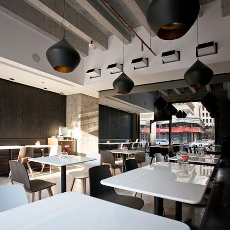 Под стойку: 15 лучших интерьеров баров в 2011 году. Изображение № 21.
