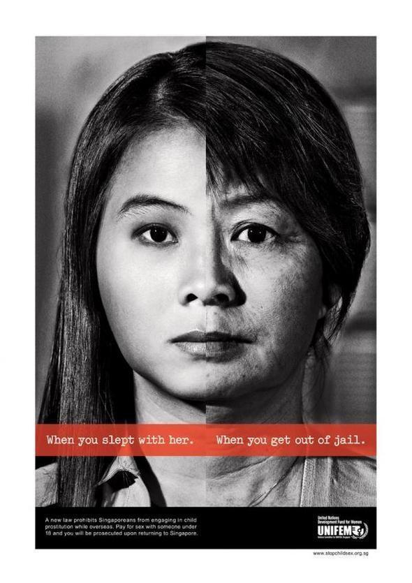 Изображение 20. Реклама против проституции.. Изображение № 13.