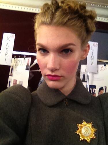 Дневник модели: Показы недели моды Haute Couture. Изображение № 79.