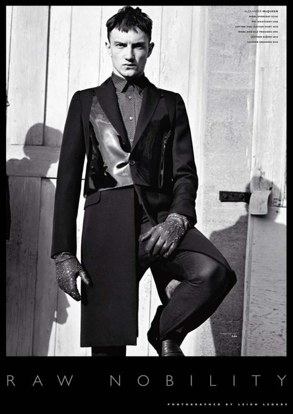 Barneys Fall 2010 Menswear. Изображение № 25.