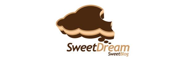 День шоколада. Вкусные шоколадные логотипы. Изображение № 18.