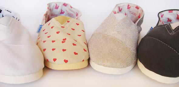 Обувь PAEZ - теперь и в России. Изображение № 2.