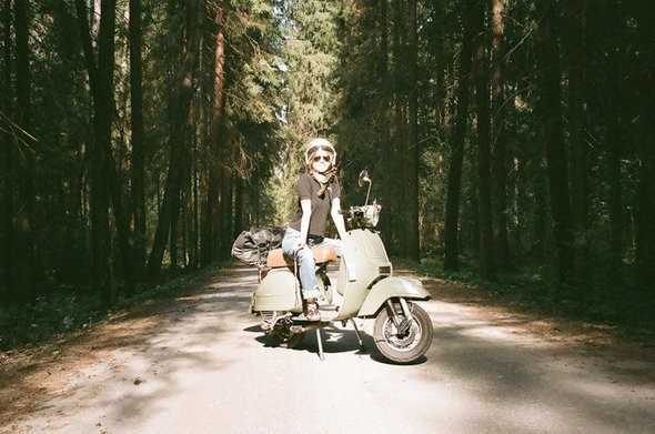 Изображение 54. Дневники мотоциклистов.. Изображение № 16.