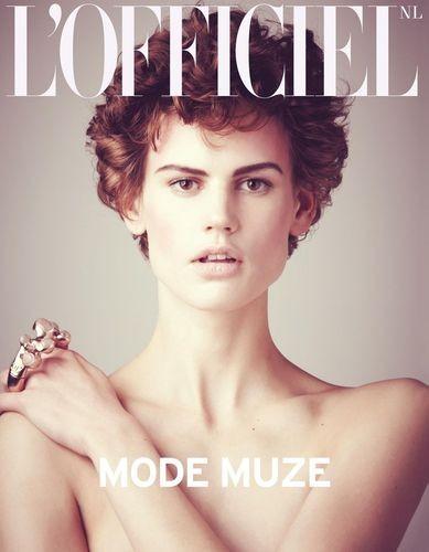Обложки: Vogue, Elle, Dress to Kill и другие. Изображение № 8.