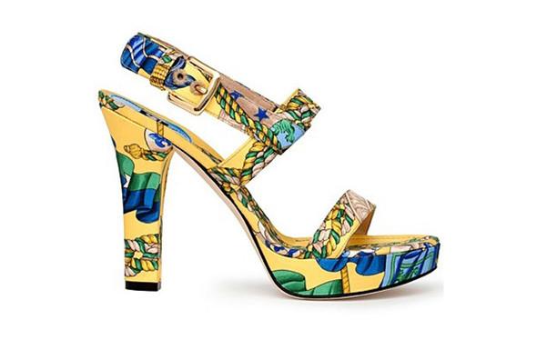 Модная обувь весна-лето 2012 от D&G. Изображение № 7.