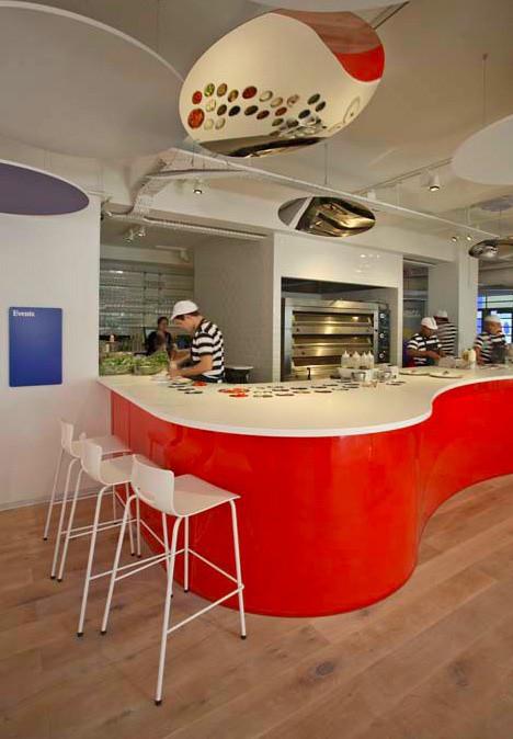 На скорую руку: Фаст-фуды и недорогие кафе 2011 года. Изображение № 10.