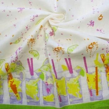 Линум: дизайн  тканей (советы, тренды, рекомендации). Изображение № 15.