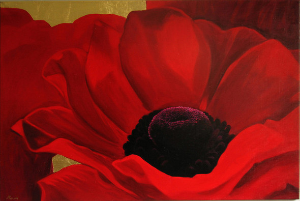 """Выставка живописи Сурена Айвазяна """"Тёплое лето 2010"""". Изображение № 3."""