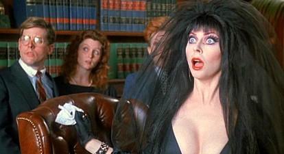 Немного оженщинах – Elvira, Mistress OfThe Dark. Изображение № 6.