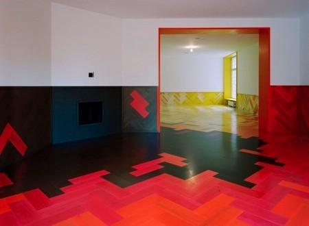 А-ля натюрель: материалы в интерьере и архитектуре. Изображение № 86.