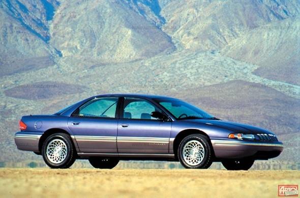 Эталон стиля и роскоши: Chrysler. Изображение № 15.