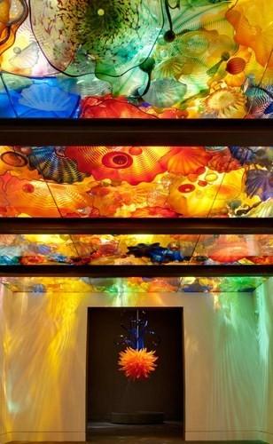 Волшебные калейдоскопы из стекла. Изображение № 7.