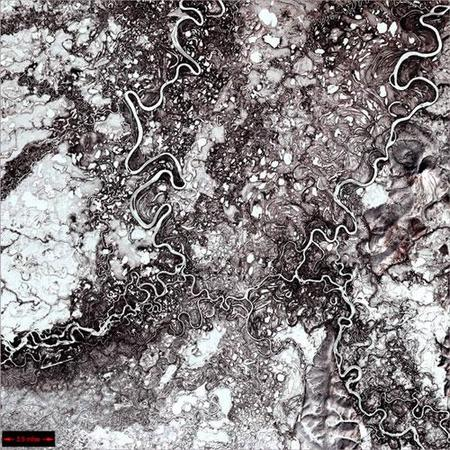 Фотографии Земли, снятые соспутников NASA. Изображение № 18.