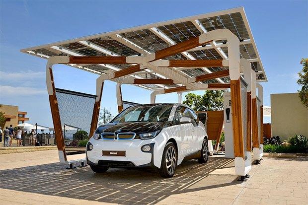 BMW снимет мир с нефтяной иглы. Изображение № 2.