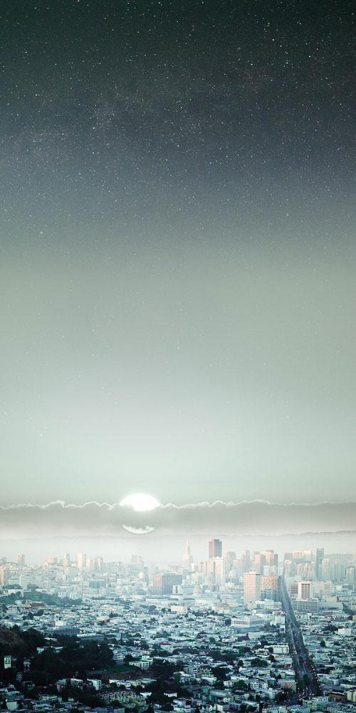 Изображение 4. Красота неба и земли Натана Споттса (Nathan Spotts).. Изображение № 4.