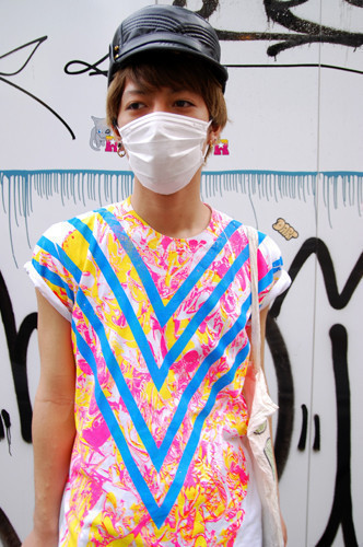 Street fashion from Tokyo. Изображение № 27.