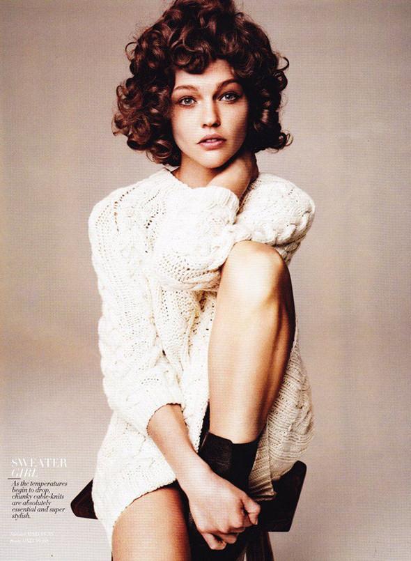 Съёмка: Саша Пивоварова для H&M. Изображение № 8.