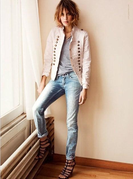 Pepe Jeans весна-лето 2010. Изображение № 11.