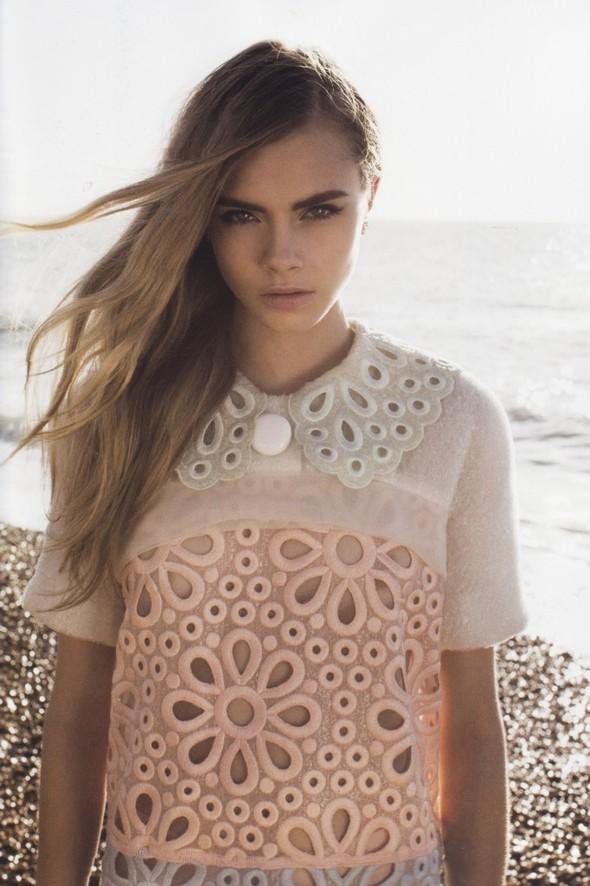 Съёмки: Elle, Vogue и другие. Изображение № 31.